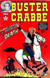 Cover Thumbnail for Buster Crabbe (Eastern Color, 1951 series) #1