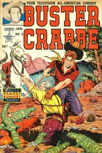 Cover Thumbnail for Buster Crabbe (Eastern Color, 1951 series) #2