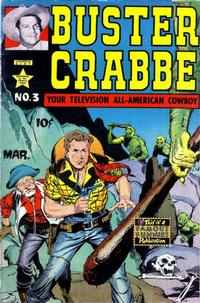 Cover Thumbnail for Buster Crabbe (Eastern Color, 1951 series) #3