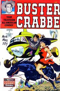 Cover Thumbnail for Buster Crabbe (Eastern Color, 1951 series) #4