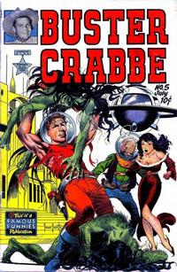 Cover Thumbnail for Buster Crabbe (Eastern Color, 1951 series) #5