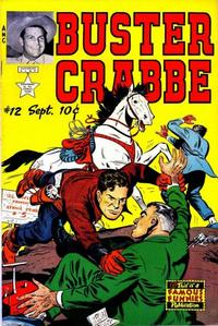 Cover Thumbnail for Buster Crabbe (Eastern Color, 1951 series) #12