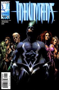 Cover Thumbnail for Inhumans (Marvel, 1998 series) #1