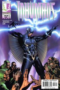 Cover Thumbnail for Inhumans (Marvel, 1998 series) #3