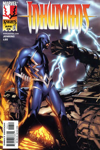 Cover for Inhumans (Marvel, 1998 series) #6