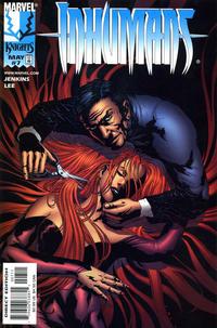 Cover Thumbnail for Inhumans (Marvel, 1998 series) #7