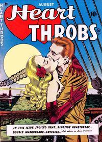 Cover Thumbnail for Heart Throbs (Quality Comics, 1949 series) #1