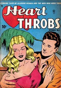 Cover Thumbnail for Heart Throbs (Quality Comics, 1949 series) #3