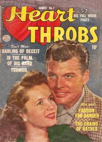 Cover Thumbnail for Heart Throbs (Quality Comics, 1949 series) #7