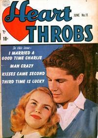 Cover Thumbnail for Heart Throbs (Quality Comics, 1949 series) #11