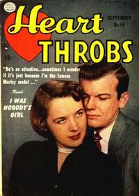 Cover Thumbnail for Heart Throbs (Quality Comics, 1949 series) #14