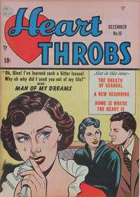 Cover Thumbnail for Heart Throbs (Quality Comics, 1949 series) #16