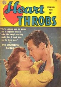 Cover Thumbnail for Heart Throbs (Quality Comics, 1949 series) #18