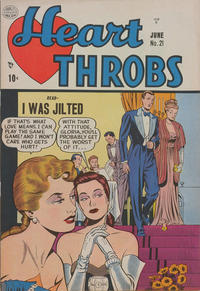 Cover Thumbnail for Heart Throbs (Quality Comics, 1949 series) #21