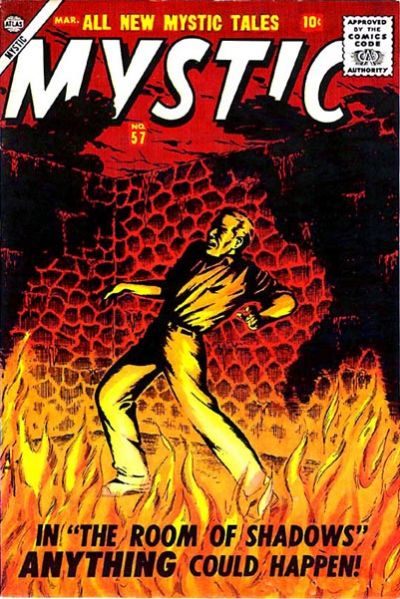 Cover for Mystic (Marvel, 1951 series) #57