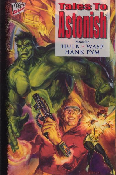 Cover for Tales to Astonish (Marvel, 1994 series) #1