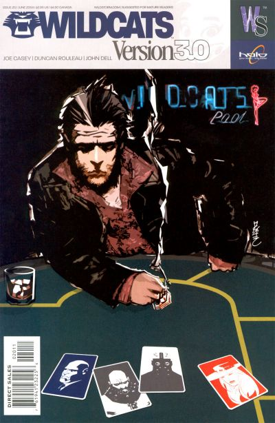 Cover for Wildcats Version 3.0 (DC, 2002 series) #20