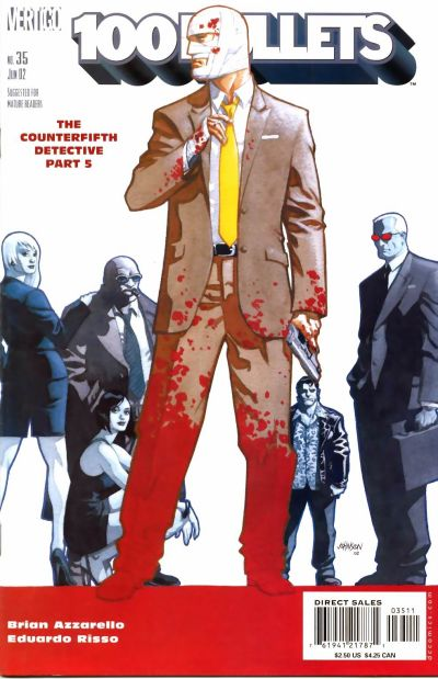 Cover for 100 Bullets (DC, 1999 series) #35