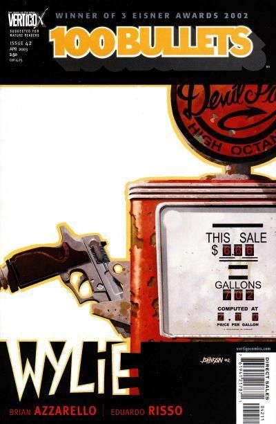 Cover for 100 Bullets (DC, 1999 series) #42