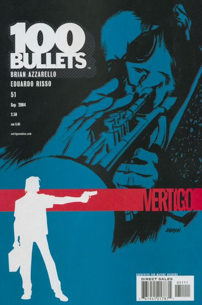 Cover for 100 Bullets (DC, 1999 series) #51