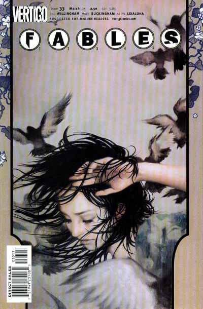 Cover for Fables (DC, 2002 series) #33
