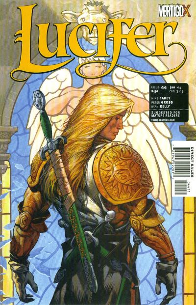 Cover for Lucifer (DC, 2000 series) #44