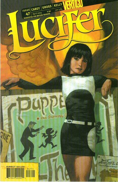 Cover for Lucifer (DC, 2000 series) #47