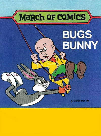 Cover for March of Comics (Western, 1946 series) #415