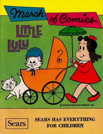 Cover for Boys' and Girls' March of Comics (Western, 1946 series) #427
