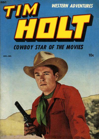 Cover for Tim Holt (Magazine Enterprises, 1948 series) #3 [A-1 #19]