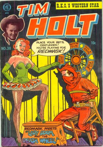 Cover for Tim Holt (Magazine Enterprises, 1948 series) #30