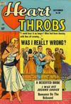 Cover for Heart Throbs (Quality Comics, 1949 series) #30