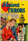 Cover for Heart Throbs (Quality Comics, 1949 series) #33