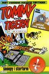 Cover for Tommy og Tigern (Bladkompaniet / Schibsted, 1989 series) #1/1990