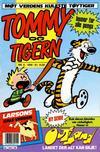 Cover for Tommy og Tigern (Bladkompaniet / Schibsted, 1989 series) #6/1990