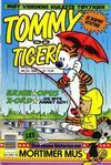 Cover for Tommy og Tigern (Bladkompaniet / Schibsted, 1989 series) #10/1990