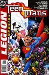 Cover for Teen Titans / Legion Special (DC, 2004 series) #1