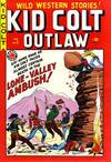 Cover for Kid Colt Outlaw (Marvel, 1949 series) #8