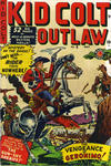 Cover for Kid Colt Outlaw (Marvel, 1949 series) #9
