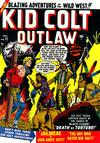 Cover for Kid Colt Outlaw (Marvel, 1949 series) #12