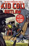 Cover for Kid Colt Outlaw (Marvel, 1949 series) #57