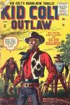 Cover for Kid Colt Outlaw (Marvel, 1949 series) #58