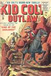 Cover for Kid Colt Outlaw (Marvel, 1949 series) #59