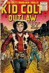 Cover for Kid Colt Outlaw (Marvel, 1949 series) #60
