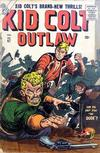 Cover for Kid Colt Outlaw (Marvel, 1949 series) #67