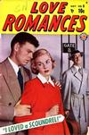 Cover for Love Romances (Marvel, 1949 series) #6