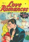 Cover for Love Romances (Marvel, 1949 series) #14