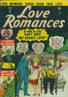 Cover for Love Romances (Marvel, 1949 series) #15