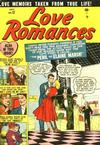 Cover for Love Romances (Marvel, 1949 series) #17