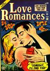 Cover for Love Romances (Marvel, 1949 series) #24